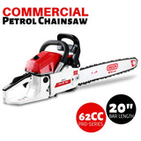 Petrol Commercial Chainsaw