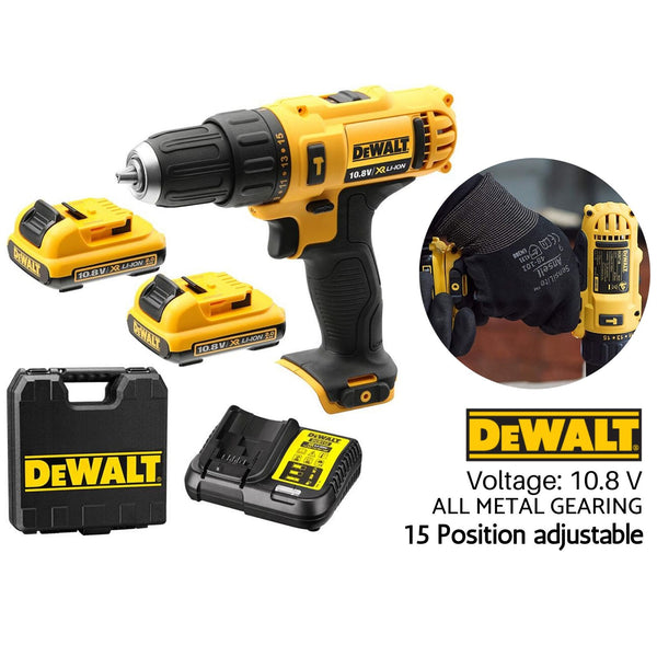 Corless Drill Driver