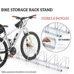 Bike Storage Rack Stand
