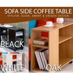 Sofa Side Coffee Table Desk