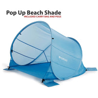 Pop Up Beach Shade