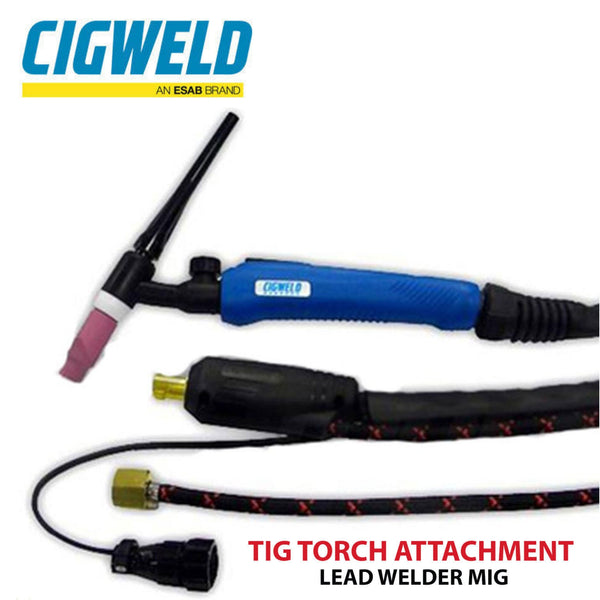 Tig Torch Attachment