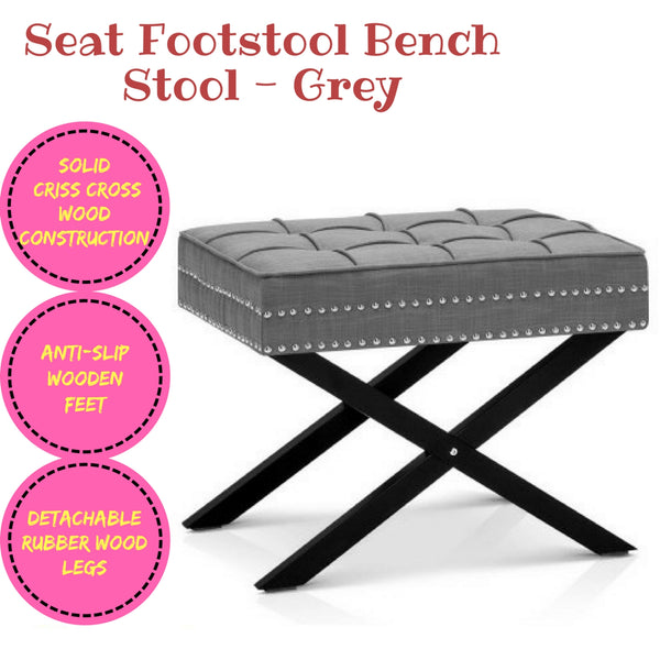 Footstool Bench
