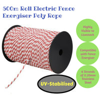 Fence Poly Rope