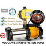 Flow Rate Pressure Pump