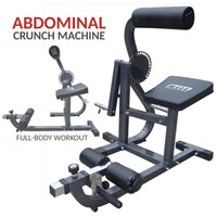 Abdominal Crunch Machine