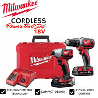 Cordless Power Tool Set