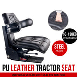 PU Leather Tractor Seat
