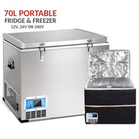 Fridge Freezer Portable
