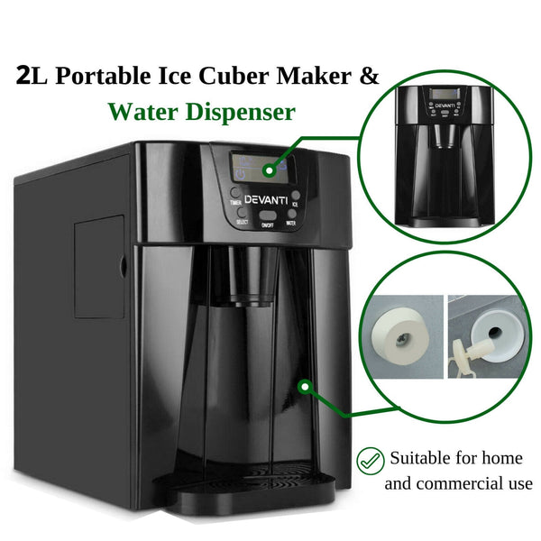 Portable Ice Cube Maker