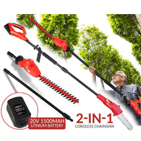 Cordless Pole Chainsaw