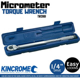 Micrometer Torque Wrench