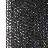 Instahut 1.83 x 50m Shade Sail Cloth Black