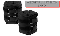 Heavy Duty Adjustable Ankle Weights