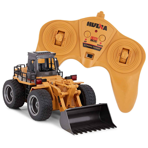 Die-Cast Bulldozer