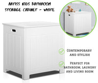 Kids Bathroom Storage