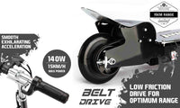 Bullet 140-Watt Electric Scooter