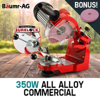 Commercial Electric Chainsaw Sharpener
