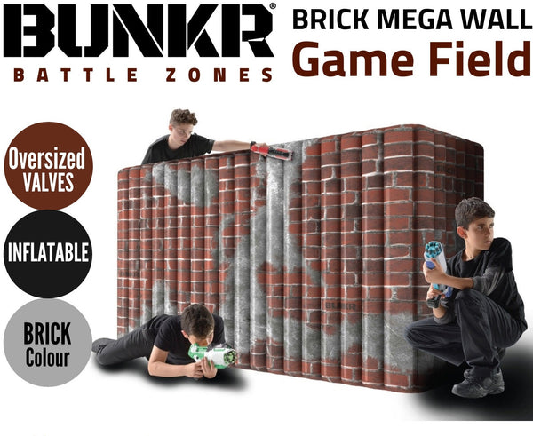 Bunkr Game Field Battle