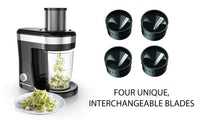 Electric Veggie Spiralizer