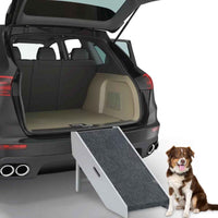 2-in-1 Foldable Pet Steps & Ramp