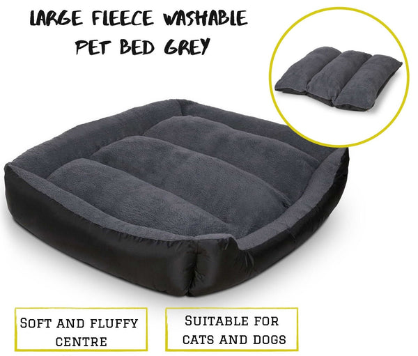 Pet Dog Cat Bedding Large Bed
