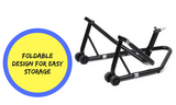 Head-Lift Front Motorcycle Stand