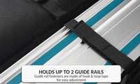 Protective Guide Rail Bag Holder