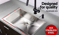 Laundry Sink with Strainer