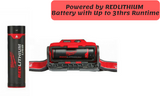 Milwaukee USB Rechargeable Hard Hat Headlamp Kit