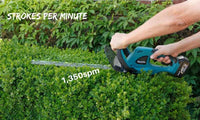 18V Cordless 520mm Hedge Trimmer