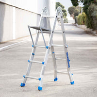 Multi Purpose Foldable Ladder