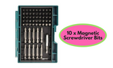 Makita 71PC Drilling and Driver Combination Set