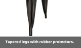 Tailed Legs With Rubber Protectors