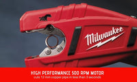 12V Cordless Pipe Cutter M12