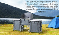 Portable Camping Kitchen Storage