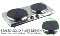 Portable Electric Cooktops