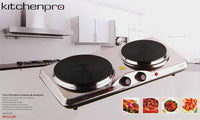 Hotplate Cooking