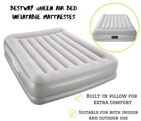 Queen Inflatable Air Bed