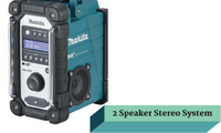 Makita 18V Digital Jobsite Radio