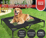 Large Trampoline Dog Bed Hammock