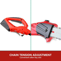 2-in-1 Cordless Lithium Pole Chainsaw