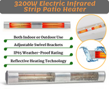 Electric Infrared Strip
