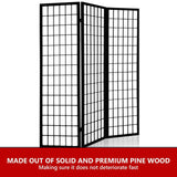 Solid Pine Wood Divider