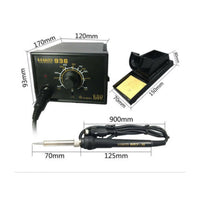 Temperature Controlled Soldering Iron Station Set