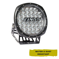 "7"" Driving Light Set with Wiring Harness"