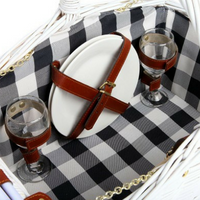 2-Person Picnic Basket Set