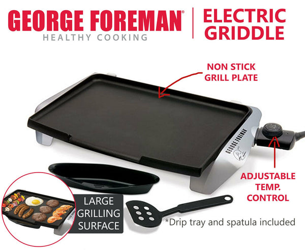 Electric BBQ Grill Plate