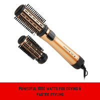 Heated Brush Curler