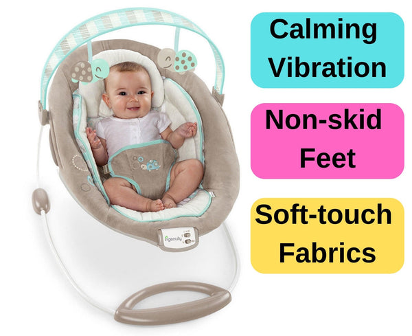 Infant Vibrating Calming